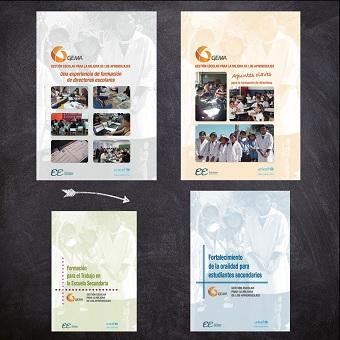 Gema nuevas publicaciones