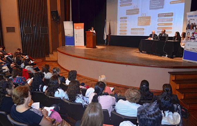 GEMA en el Congreso de Calidad e Innovación Educativa de Salta