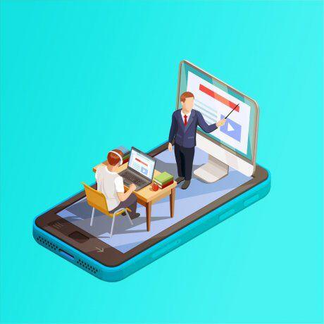 La Odisea de la educación virtual